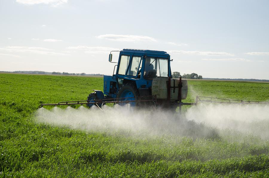 Pesticide dirty dozen